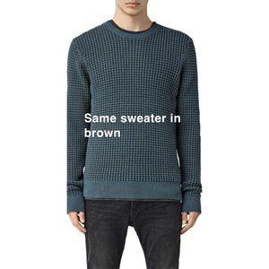 ALLSAINTS Eydon Crew Sweater